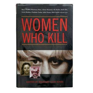 Women Who Kill Book Hardback Dust Jacket